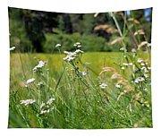 Bluff Lake Wild Flowers 1 Tapestry