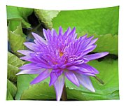 Blumen Des Wassers - Flowers Of The Water 17 Tapestry