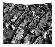 Boats, Hoi An, Vietnam Tapestry