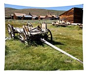 Bodie Wagon Tapestry