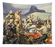 Boers And Natives Tapestry