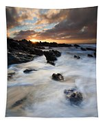 Boiling Tides Tapestry