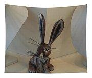 Boink Rabbit Tapestry