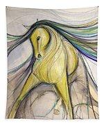 Bold Dancer Tapestry