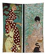 Bonnard: Women, 1891 Tapestry