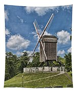 Bonne Chiere Windmill Tapestry