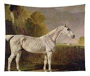 Bony Grey Nag Tapestry
