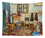 Bookworm Tapestry