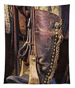 Boots Of A Drover 2015 Tapestry