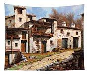 Borgo Di Montagna Tapestry