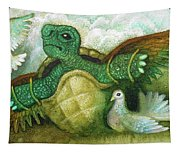 Born For Crawling Will Not Fly Tapestry