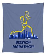Boston Marathon5 Tapestry