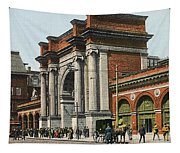 Boston: North Station Tapestry