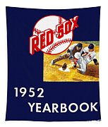 Boston Red Sox 1952 Yearbook Tapestry