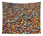 Bottlecap Alley Tapestry