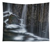 Bottom Of A Waterfall #3 Tapestry