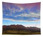 Boulder Colorado Dreaming Tapestry