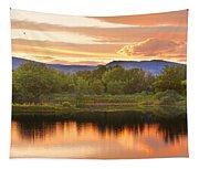 Boulder County Lake Sunset Landscape 06.26.2010 Tapestry