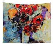 Bouquet De Couleurs Tapestry