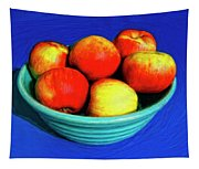 Bowl Of Apples Tapestry
