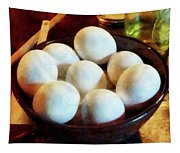Bowl Of Eggs Tapestry