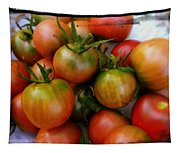 Bowl Of Heirloom Tomatoes Tapestry