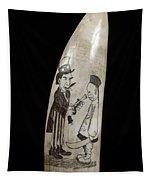 Boxer Rebellion, C1900 Tapestry