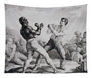 Boxers Tapestry