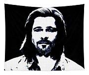 Brad Pitt Tapestry