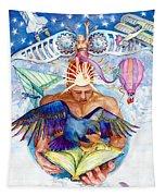 Brain Child Tapestry