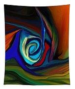 Brain Storm Tapestry