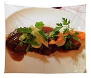 Braised Beef With Vegetables Tapestry