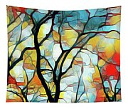 Branching Out Tapestry