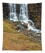 Branson Waterfall 4 Tapestry
