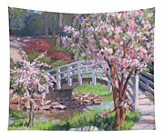 Breath Of Spring Tapestry