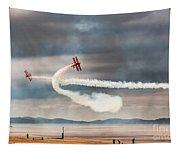 Breitling Wingwalker Biplanes Tapestry