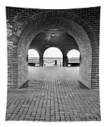 Brick Arch Tapestry