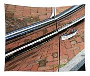 Brick Car Tapestry