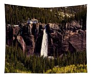Bridal Veil Falls Tapestry