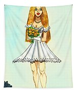 Bride Tapestry