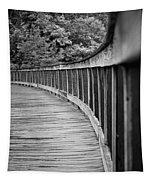 Bridge At Calloway II Tapestry