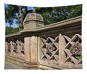 Bridge Detail 2 Tapestry