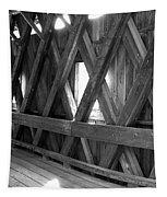Bridge Glow Tapestry