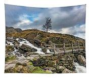 Bridge To Idwal Lake Tapestry