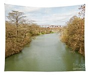 Bridges Over The Guadalupe Tapestry