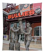 Broad Street Bullies Pub - Clarke And Parant Tapestry