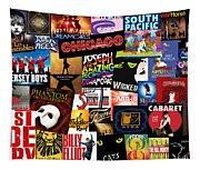 Broadway 3 Tapestry