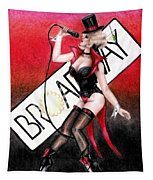 Broadway Style Tapestry