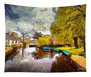 Broek In Waterland Tapestry