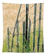 Broken Fence Tapestry